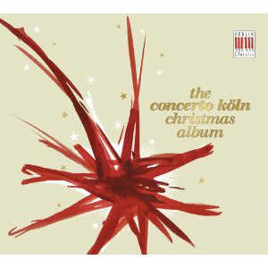 the concerto köln christmas album