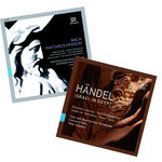 CD Paket Bach: Matthäus-Passion - Händel Israel in Egypt